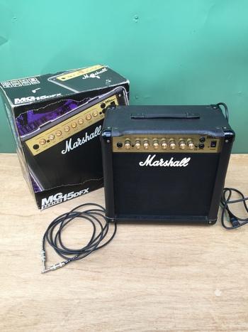 福岡県北九州市小倉北区でMarshallのギターアンプを買取いたしました。